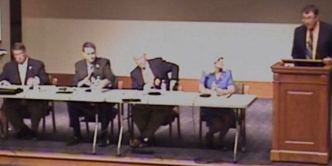 County Commissioner Candidates Forum 10-22-2015
